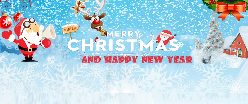 Frohe Weihnachten und ein glückliches Neues Jahr !!
