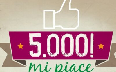 Raggiunti 5000 Mi Piace !!
